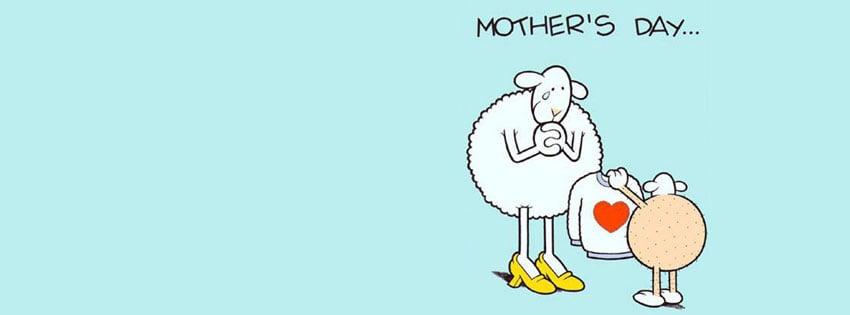 Cute Mothers day facebook cover خلفيات عيد الام للفيس بوك 2015 صور عيد الام فيس بوك mothers day photos for facebook