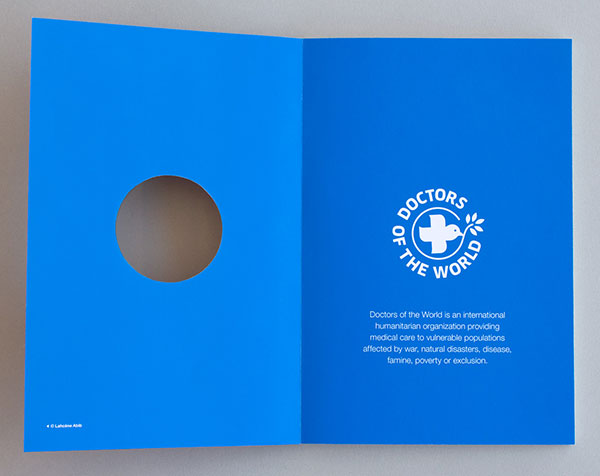 Doctors of the World Brochure design 2 20 Best Examples of Brochure Design Projects for Inspiration