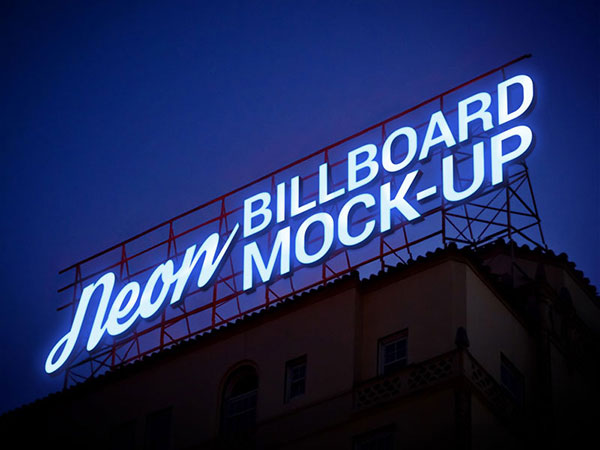 Free-Electronic-Neon-Sign-Billboard-Mockup-PSD-80