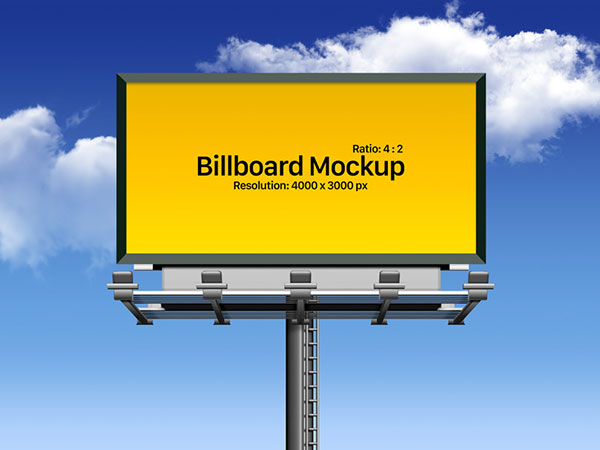 Free-Fully-Customizable-Outdoor-Advertising-Billboard-Mockup-PSD-5
