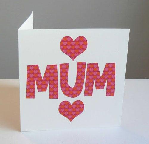 Free Mum card printable 2 بوستات عن عيد الام للفيسبوك 2018