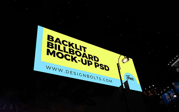 Free-Nightview-Backlit-Billboard-Mockup-PSD-3