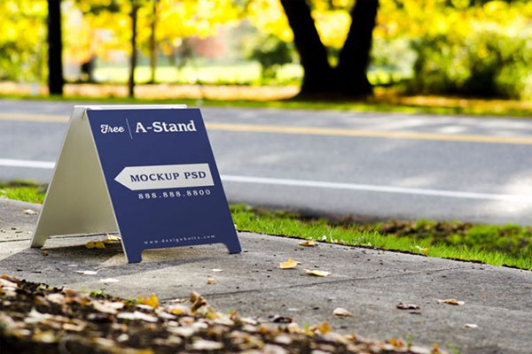 Free-Outdoor-Advertising-A-Stand-Mockup-PSD-768x512