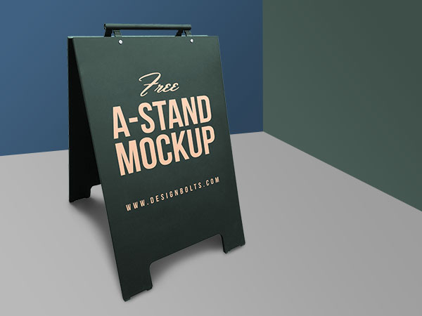 Free-Outdoor-Advertising-A-Stand-Mockup-PSD-File
