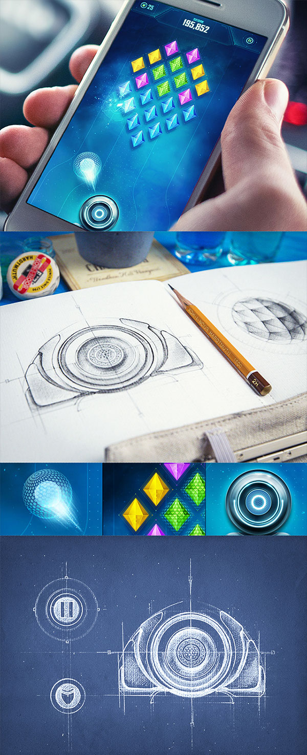 Game-design-sketching