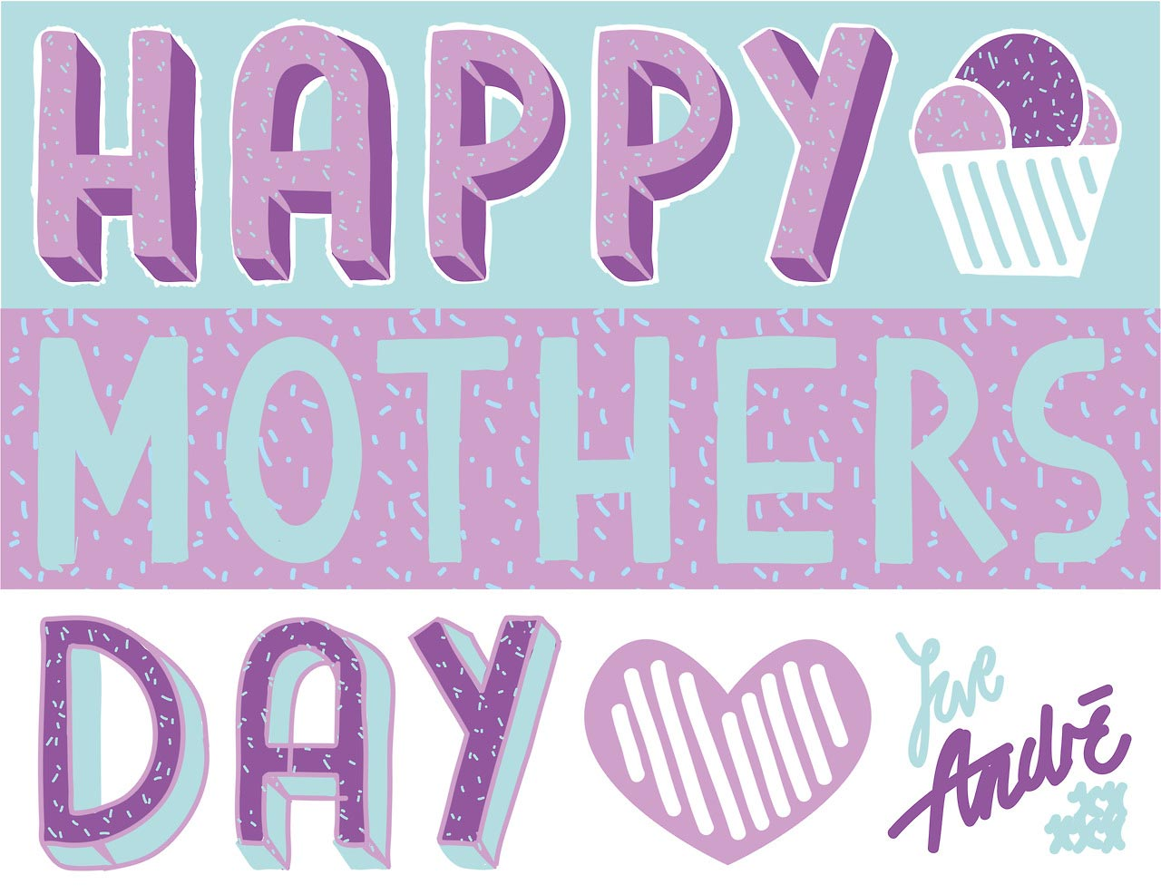 Happy mothers day 2014 pictures hd wallpapers quotes facebook happy mothers day vector image 2 kristyandbryce Image collections