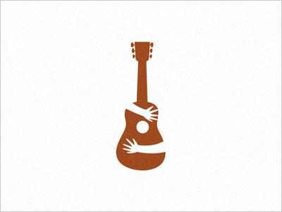 Helsinki-Universal-Guitar-logo-design