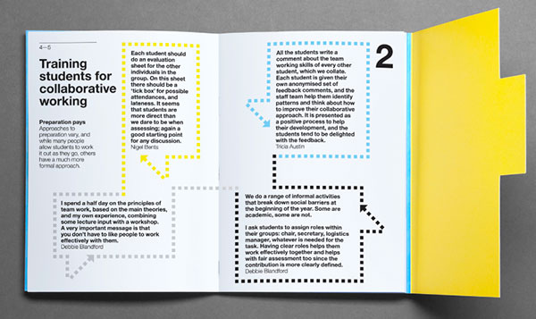 Learning Teaching Brochure design ideas 4 20 Best Examples of Brochure Design Projects for Inspiration