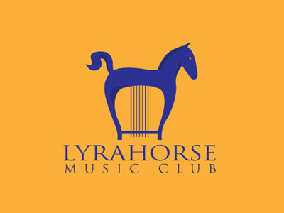 Lyrahorse-Music-Club-Logo