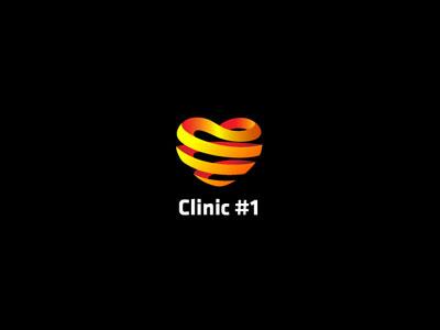 No-1-Clinic-logo-design