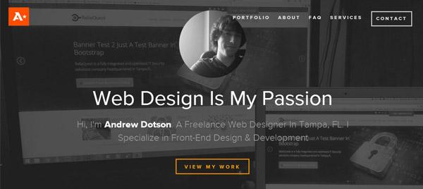 Personal-Portfolio-Websites