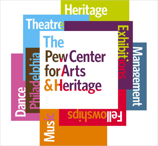 Pew Center for Arts Heritage Brochure design 1 20 Best Examples of Brochure Design Projects for Inspiration
