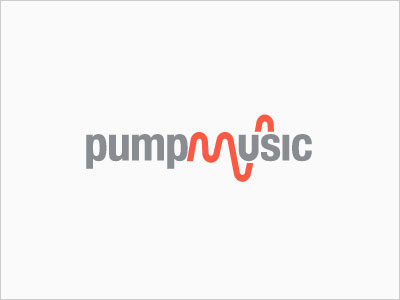 Pump-music-logotype