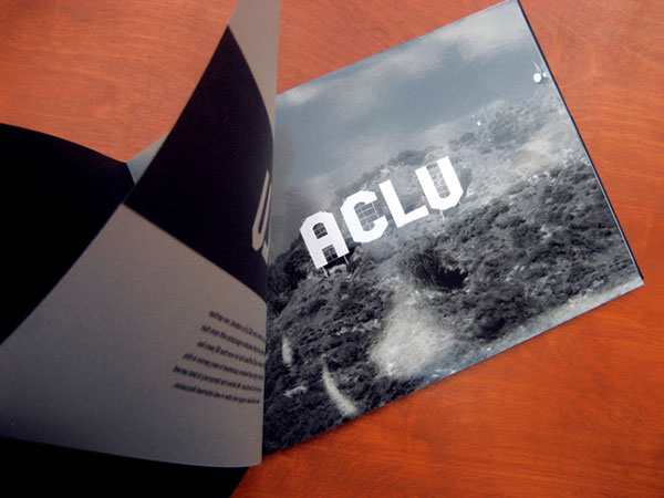 Rights Camera Action brochure design example 3 20 Best Examples of Brochure Design Projects for Inspiration