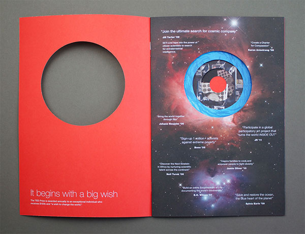 ted creative brochure design ideas 3
