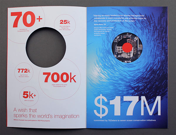 ted creative brochure design ideas 4