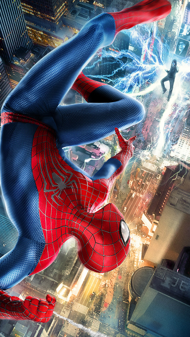 The-Amazing-Spider-Man-2-iPhone-5-Wallpaper