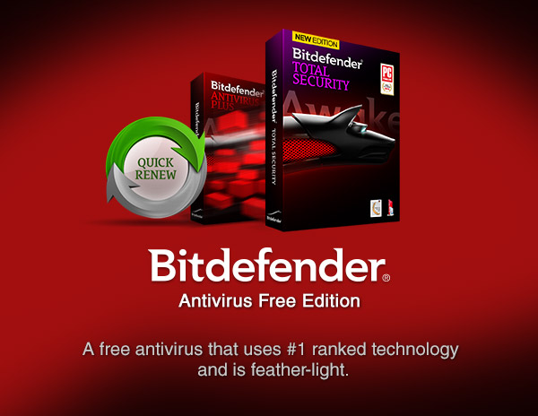 bitdefender-Best-free-Antivirus-Software