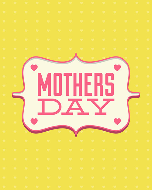 30 free printable vector psd happy mother s day cards 2014