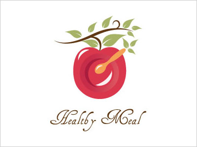 healthy-meal-logo-design