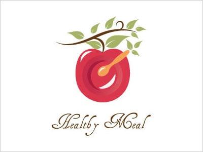 healthy-meal-logo-design