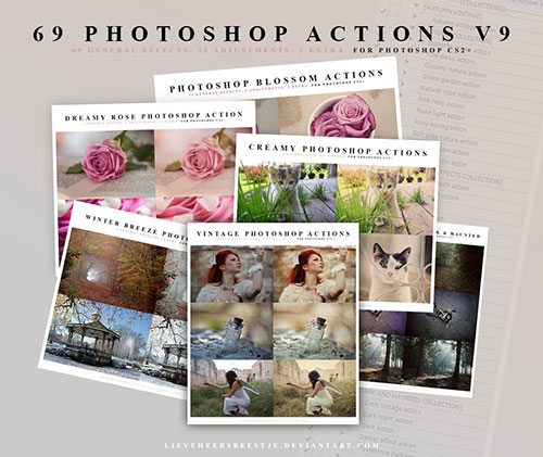 69 free Photoshop Actions 100+ My Personal Favorite Free Photoshop Actions for Photo Effects