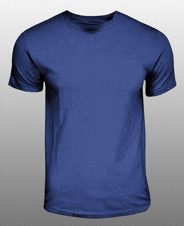 T Shirt Template For Photoshop from www.designbolts.com