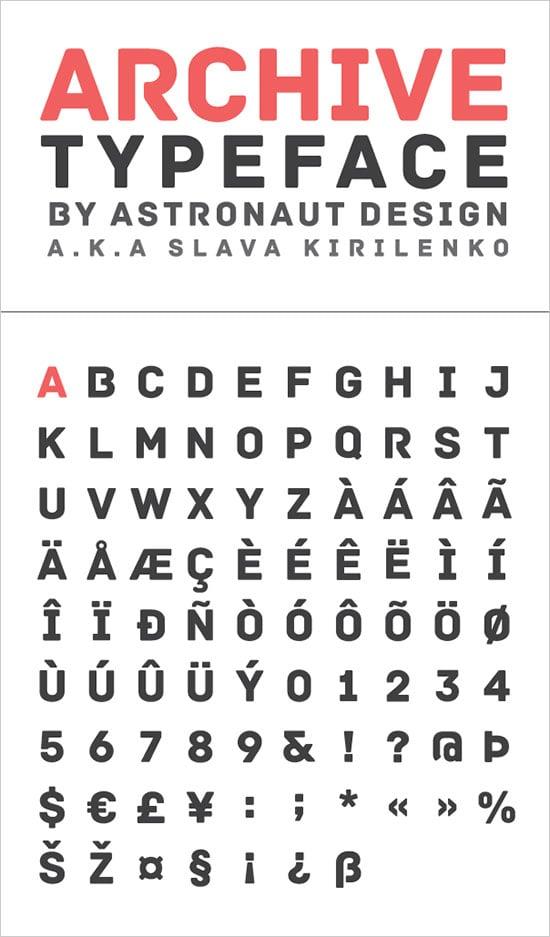 Archive-Free-Sans-Serif-Font-download-2