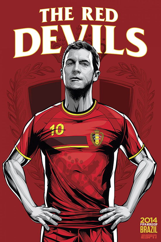 Belgium-espn-brazil-football-world-cup-2014-poster