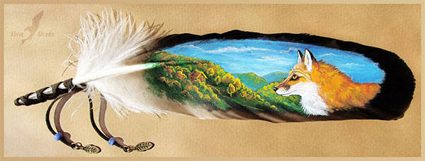 Feather-Paintings--A-Phenomenal-Art-(1)