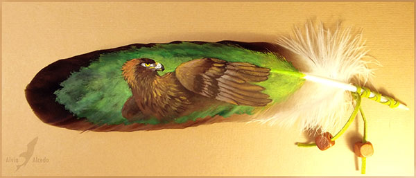 Feather-Paintings--A-Phenomenal-Art-(2)
