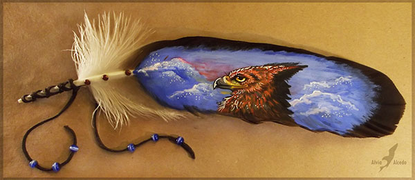 Feather-Paintings--A-Phenomenal-Art-(6)