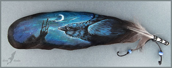 Feather-Paintings--A-Phenomenal-Art-(8)