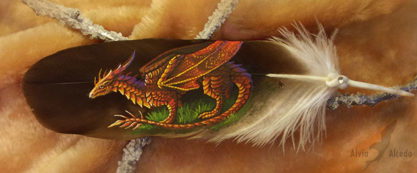 Feather-Paintings--A-Phenomenal-Art-(9)