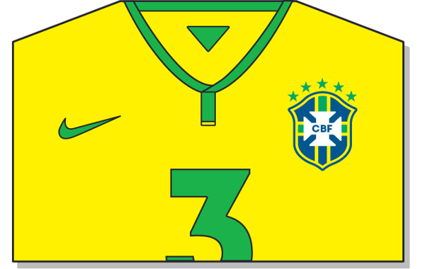 Fifa-World-Cup-Brazil-2014-Brazil-Jersey-t-shirt-design