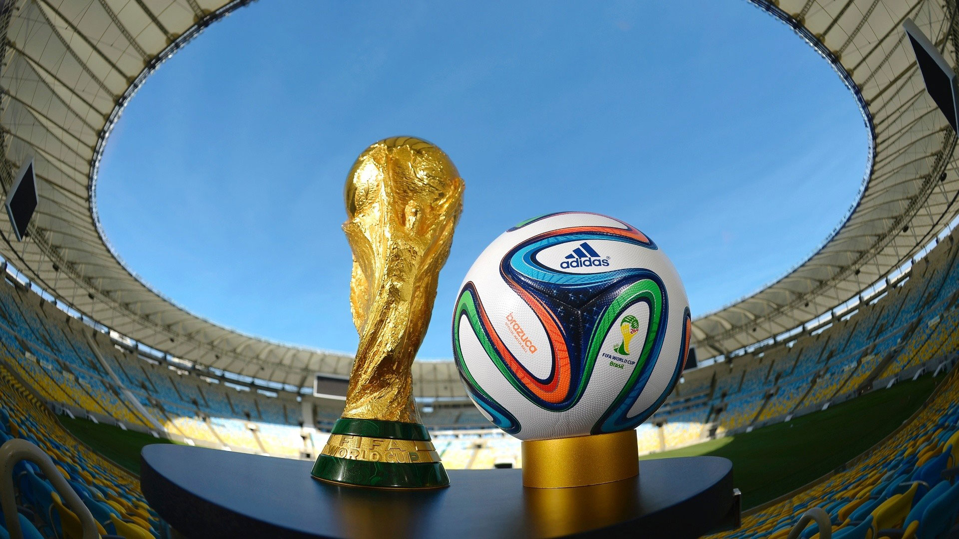 World Cup Ball 2014 Drawing