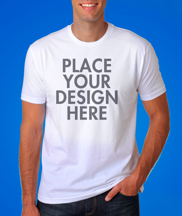 free blank model t shirt mockup psd by designbolts