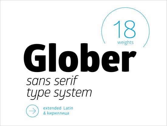 Glober-free-sans-serif-font-download