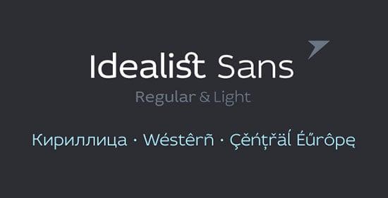 Idealist-Sans-Serif-Font-free