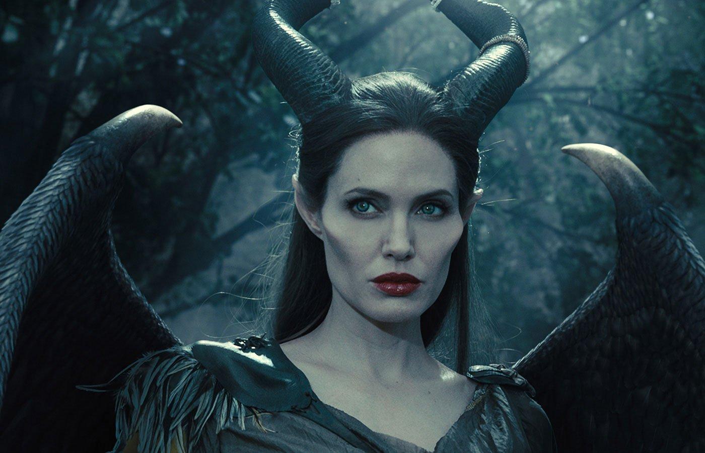 Maleficent Angelina Julie Wallpaper HD