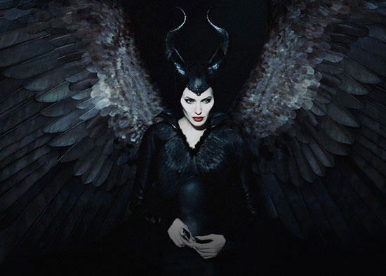 Maleficent-Black-Wallpaper-HD
