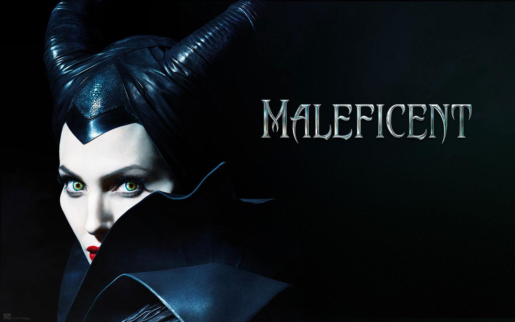 Maleficent 2014 wallpaper