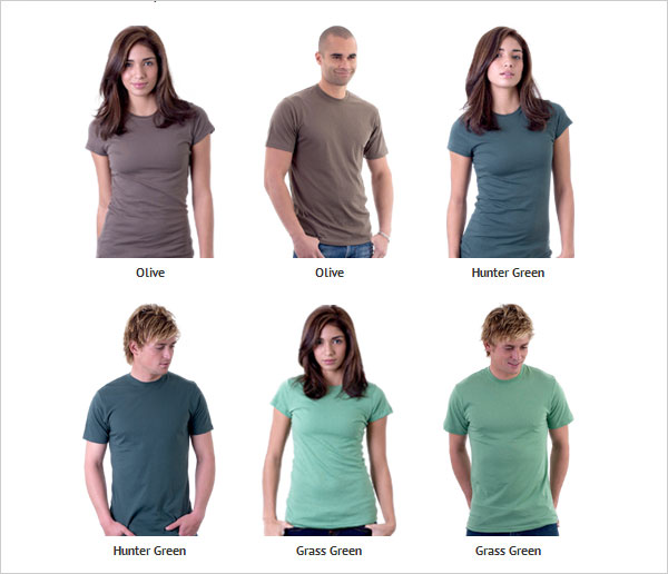 Models-Free-T-Shirt-Mockups