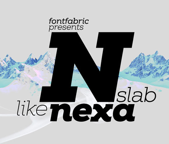 Nexa-Slab-Serif-Font-free-download