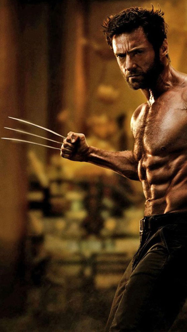 The-Wolverine-X-Men-iphone-wallpaper-hd