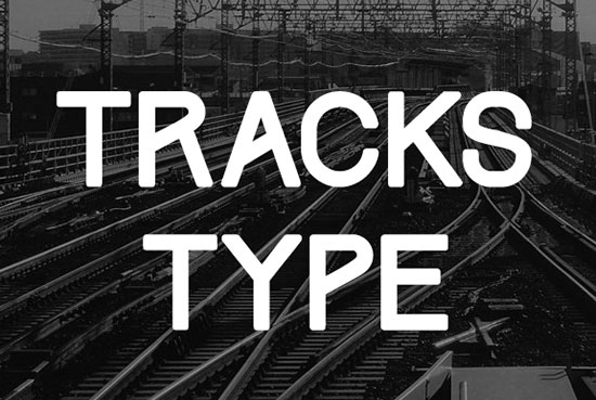 Track-free-font-download