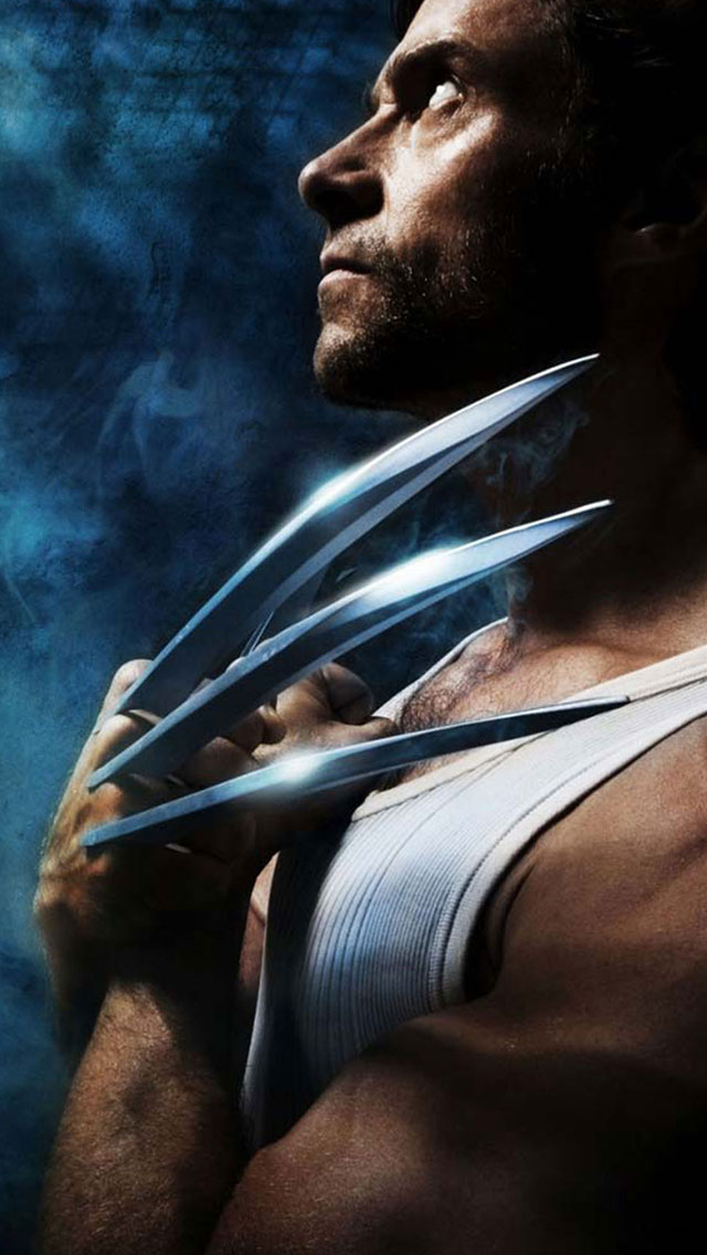 X-Men-Days-of-future-past-movie-wolverine-iphone-wallpaper