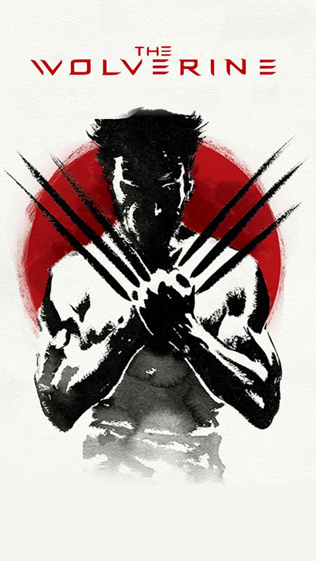 Xmen--Wolverine-iPhone-wallpaper-Retina