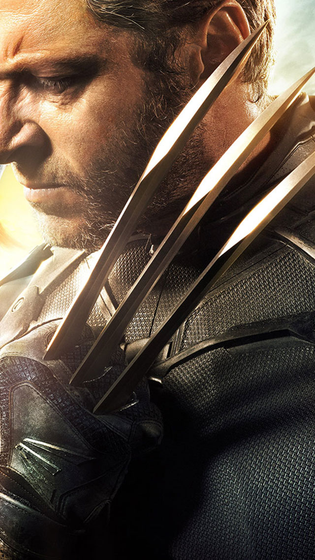 Xmen--Wolverine-iPhone-wallpaper