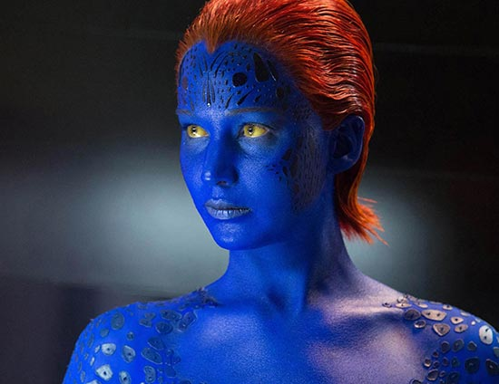 Xmen-mystique-Jennifer-Lawrence-Wallpaper-HD